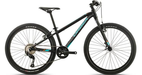 ORBEA MX 24 Team - Vélo enfant - noir/turquoise